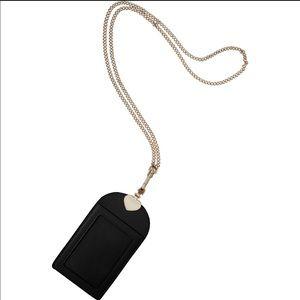 kate spade Accessories - 🆕 Kate Spade ♠️ Spencer Lanyard Black
